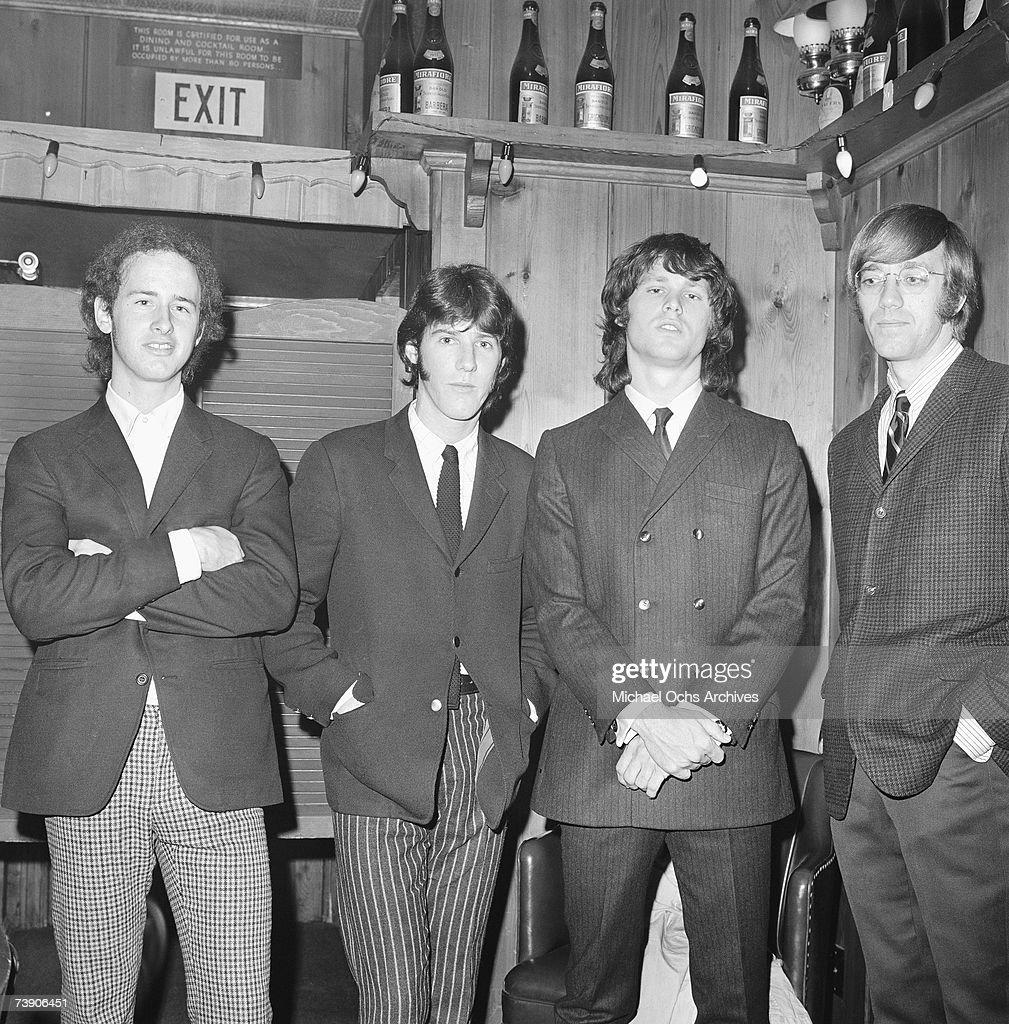 1966, Los Angeles, Whisky a Go Go : Nachrichtenfoto