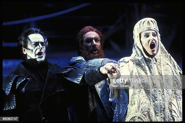 Photo of THE FLYING DUTCHMAN, Ensemble Production : Jean - Pierre Ponnelle