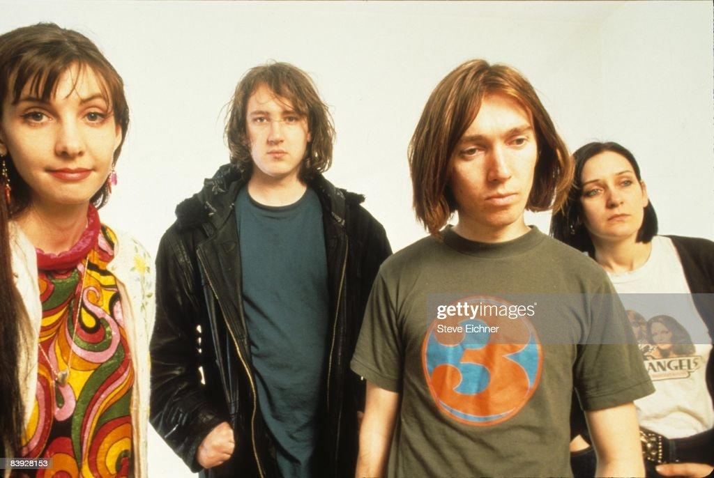 Schön Photo Of The Group My Bloody Valentine 1990s New York