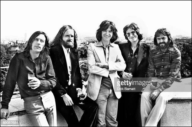 Photo of THE KINKS The Dorchester 22nd June 1976