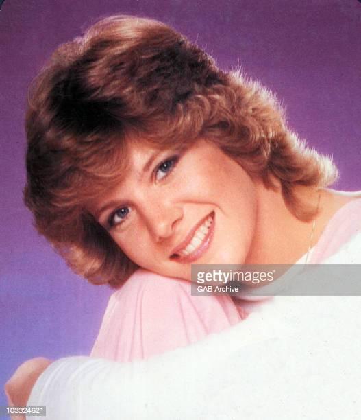 Photo of the singer Debby Boone circa 1977
