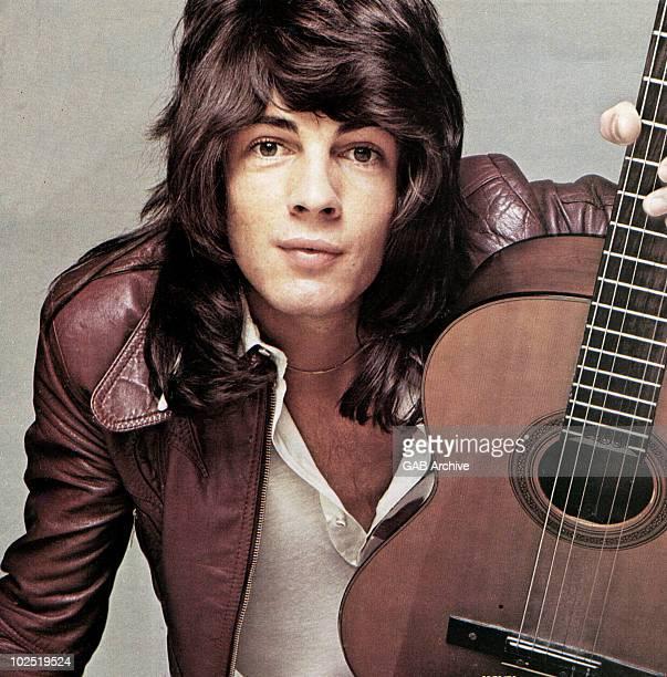 Photo of the singer Rick Springfield circa 1975