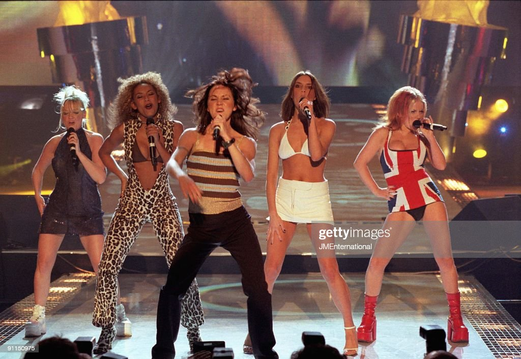 Photo of The Spice Girls : News Photo