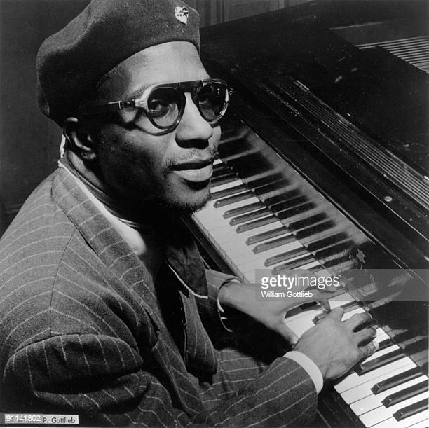 Photo of Thelonious MONK Posed at the Piano in Minton's Playhouse Harlem