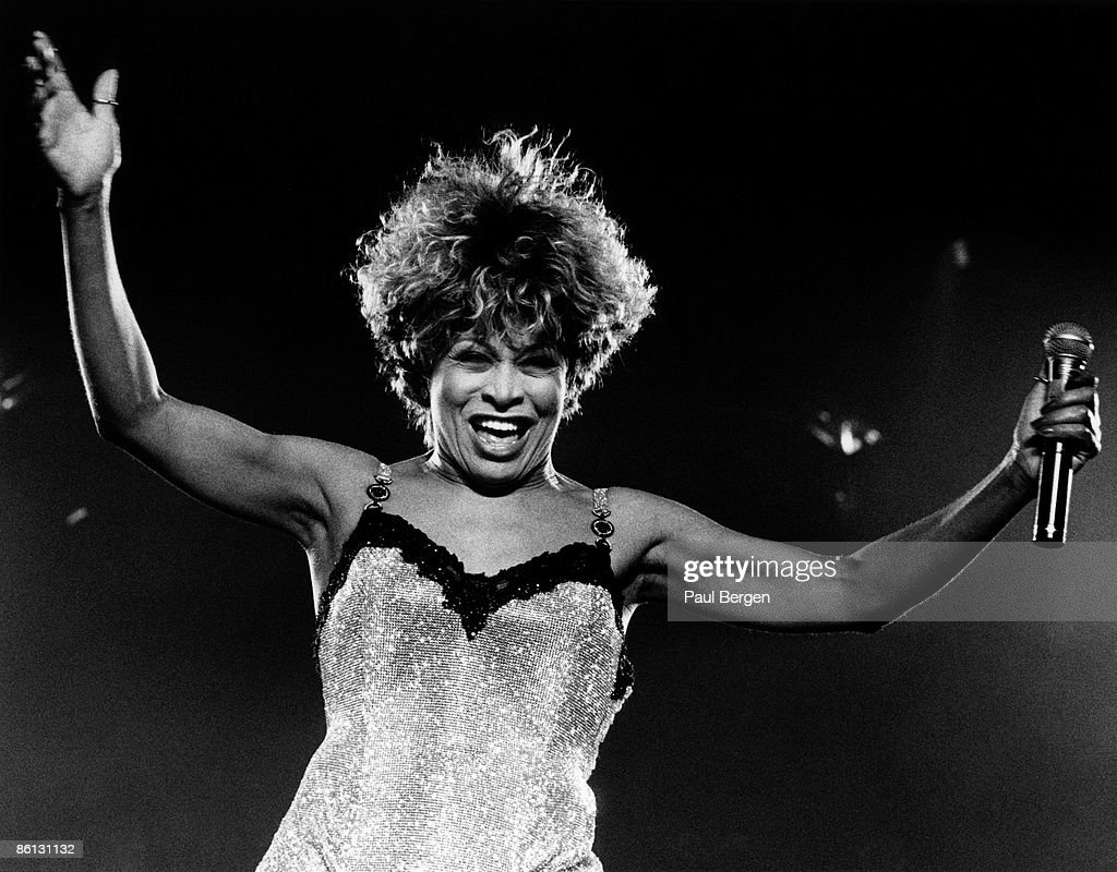 ROTTERDAM Photo of Tina TURNER, performing live onstage at Groningen