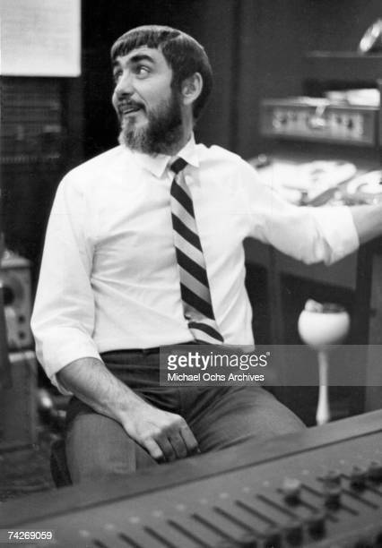 Photo of Tom Dowd Photo by Michael Ochs Archives/Getty Images