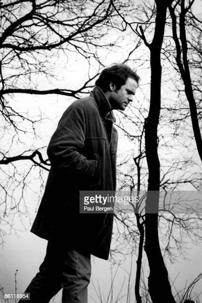 Photo of TRAGICALLY HIP Portrait of Gordon Downie going for a walk