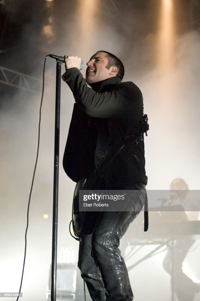 Photo of Trent REZNOR and NINE INCH NAILS Pictures | Getty Images