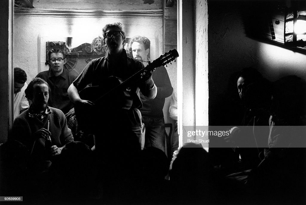 Photo of TROUBADOUR FOLK CLUB and FOLK Pictures   Getty Images