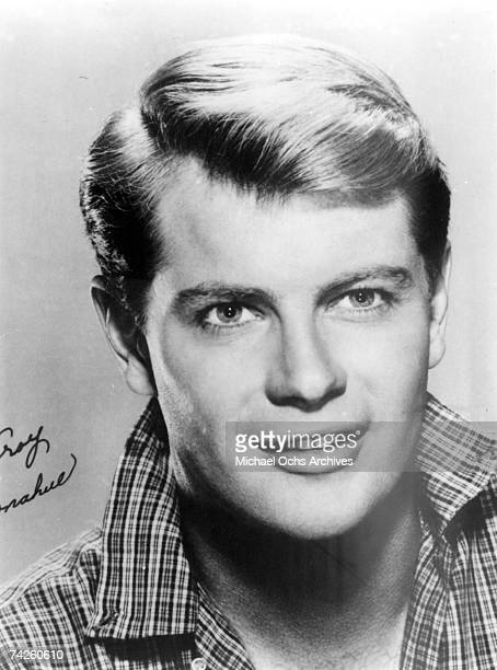 Photo of Troy Donahue Photo by Michael Ochs Archives/Getty Images