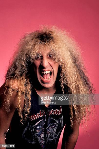 UNITED STATES NOVEMBER 01 Photo of TWISTED SISTER Dee Snider