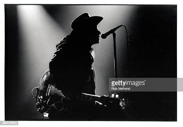 Photo of U2; U2 Parijs 1989