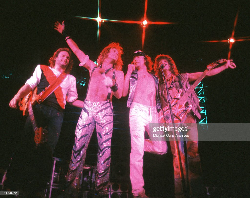 Photo of Van Halen : News Photo