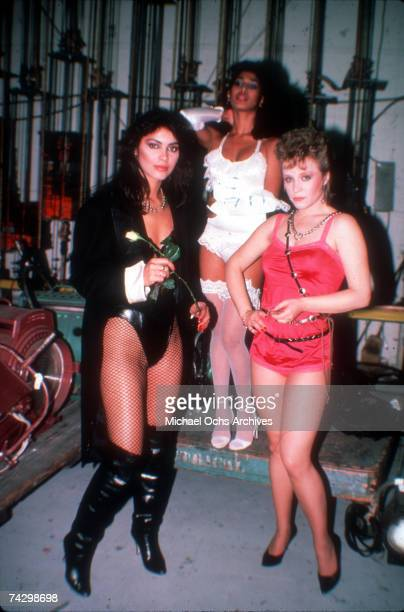 Photo of Vanity Six Photo by Michael Ochs Archives/Getty Images