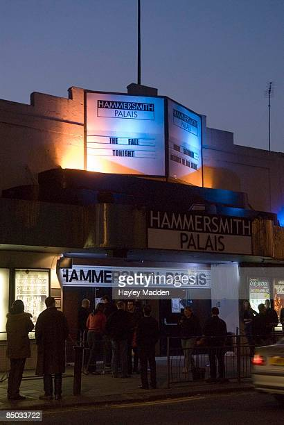 PALAIS Photo of VENUES and HAMMERSMITH PALAIS on its closing night