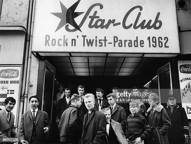 Photo of VENUES and STAR CLUB and 60's STYLE and BEATLES Opened 13th April 1962 Initially operated by Manfred Weissleder and Horst Fascher Club...