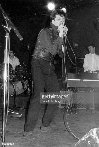 ICA Photo of WAH HEAT and Pete WYLIE