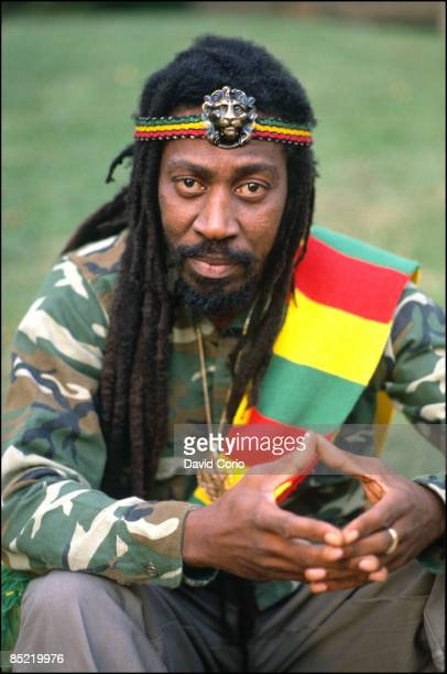 Photo of WAILERS and Bunny WAILER photographed in Notting Hill