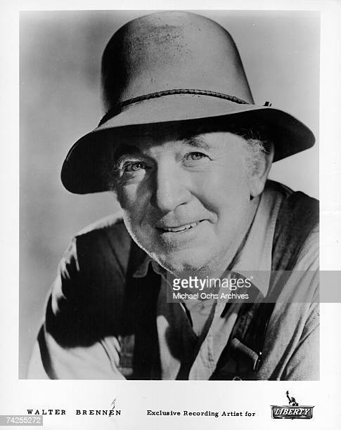 Photo of Walter Brennan Photo by Michael Ochs Archives/Getty Images