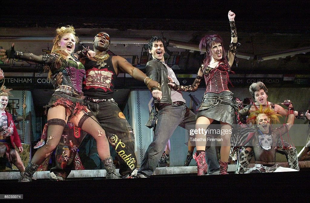 Photo of We Will Rock You @ Dominion - 2/05/02, 'We Will