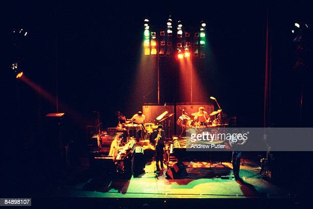 Photo of WEATHER REPORT, Group performing on stage