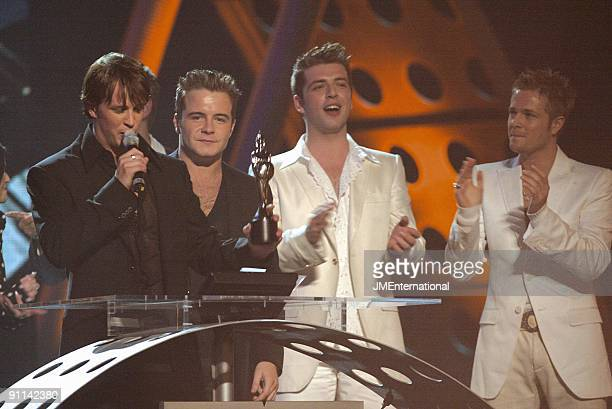 COURT Photo of WESTLIFE