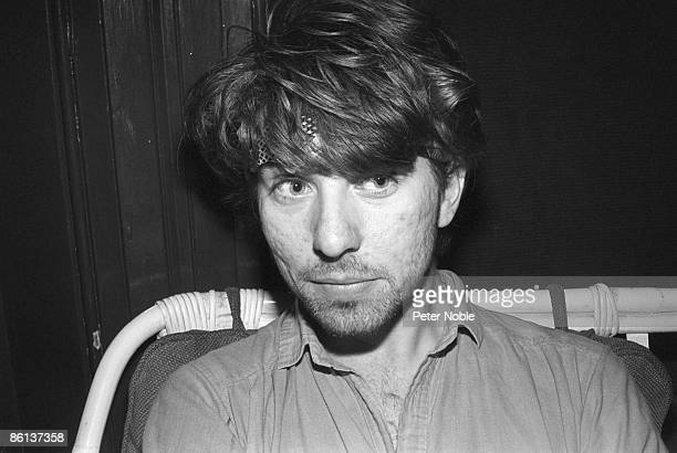 Photo of Will SERGEANT and ECHO AND THE BUNNYMEN Will Sergeant