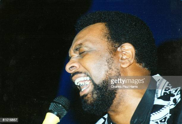 Photo of William Bell at the Sweet Soul Music Festival, Poretta Terme, Italy 1994