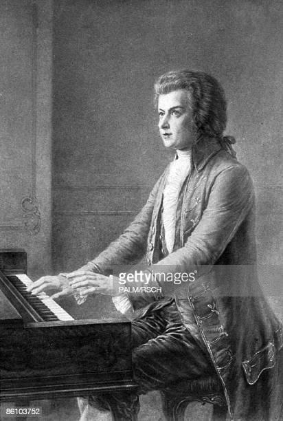 Photo of Wolfgang Amadeus MOZART