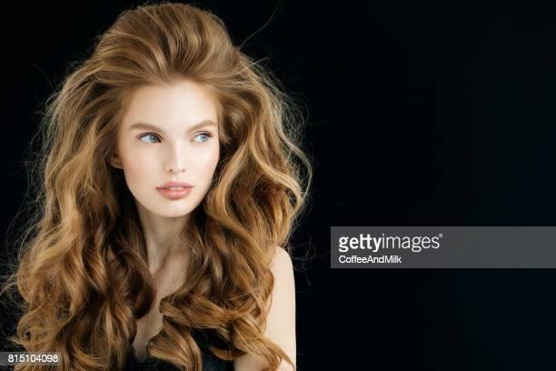 Foto des jungen schönen Frau