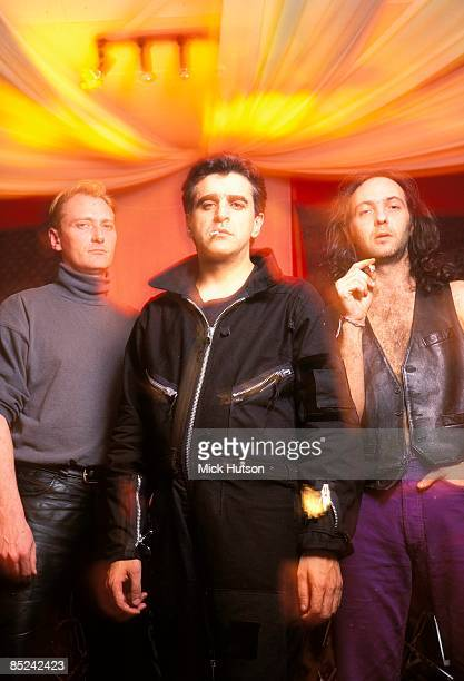 Photo of YOUTH and KILLING JOKE Geordie Jaz Coleman Youth