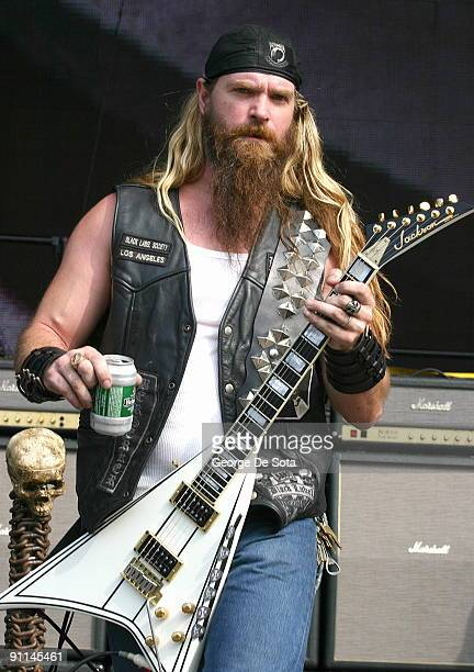 OZZFEST Photo of Zakk WYLDE OZZFEST CONCERT July16 2004 @ PNC Bank Arts Center in Holmdel New Jersey Zakk Wylde of Black Label Society Photo by...