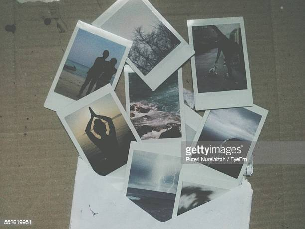 Photo Pictures And Envelope