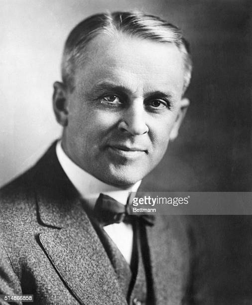 Photo portrait of Dr. Robert A. Millikan , American physicist. Undated.