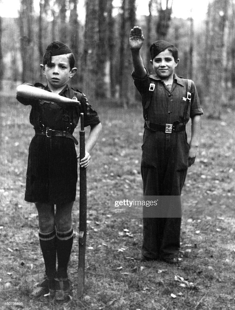 RETRO-SPANISH CIVIL WAR : News Photo