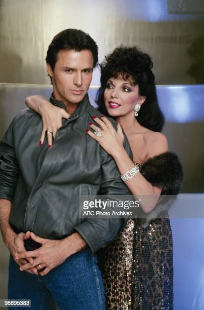DYNASTY 'Photo ShootJoan CollinsMichael Nader' which aired on January 16 1985 MICHAEL