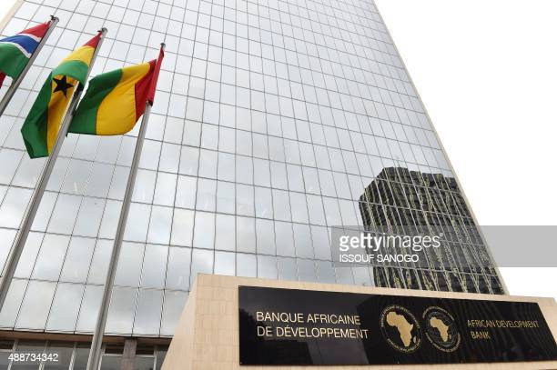 Photo show the African Development Bank headquarter in Abidjan on September 17 2015 AFP PHOTO / ISSOUF SANOGO