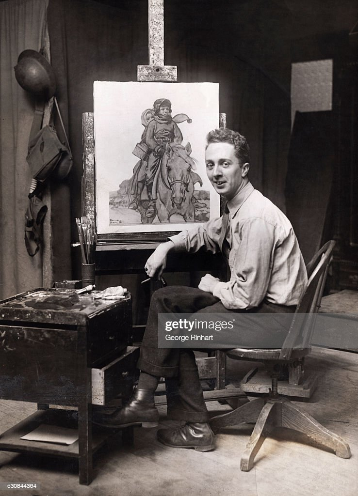 UNS: 3rd February 1894 - US Illustrator Norman Rockwell Born