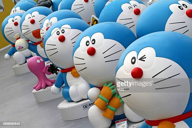 doraemon stock photos and pictures getty images