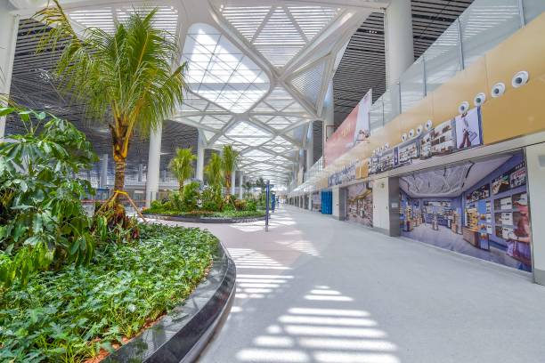 CHN: Phase II Expansion Project For Haikou Meilan International Airport Completed