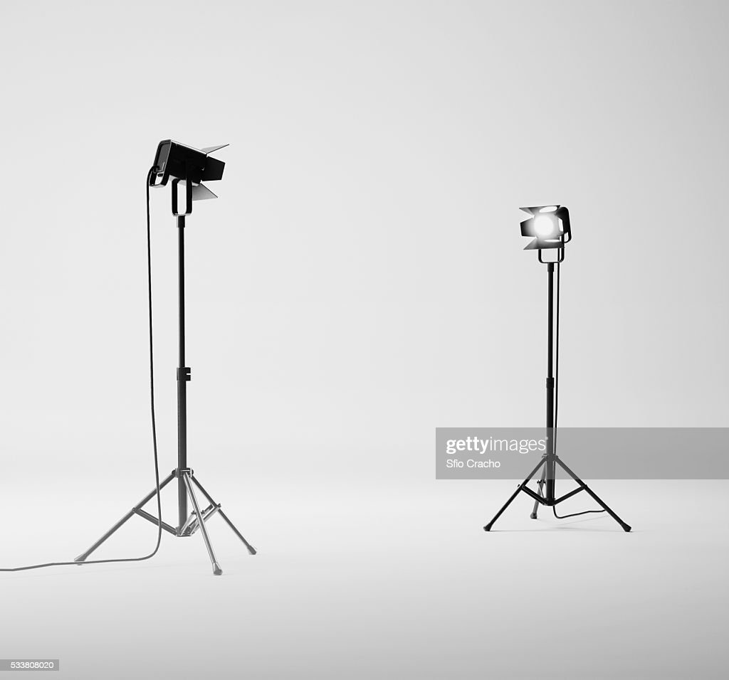 Photo studio interior : Foto stock