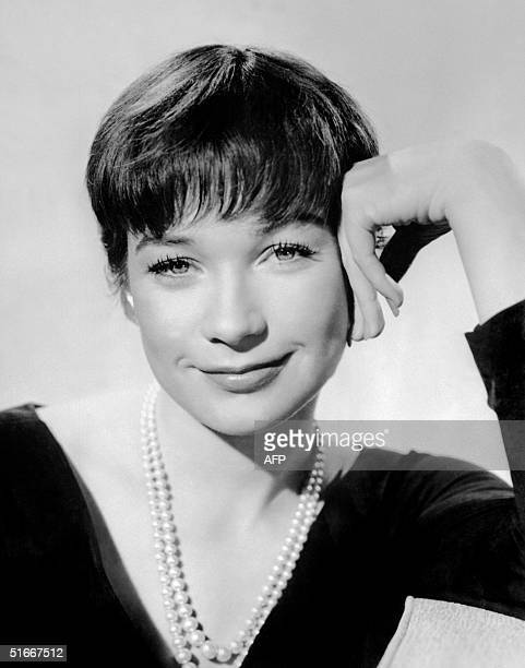 Photo taken in the 1960's of US actress Shirley MacLaine Born Shirley MacLane Beaty 24 April 1934 in Richmond she was the daughter of former actress...