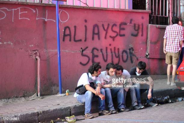 CONTENT] Photo taken in the Beyoglu / Cihangir neighborhood of Istanbul the day of the police crackdown in Taksim Square Friday May 31st Photo taken...