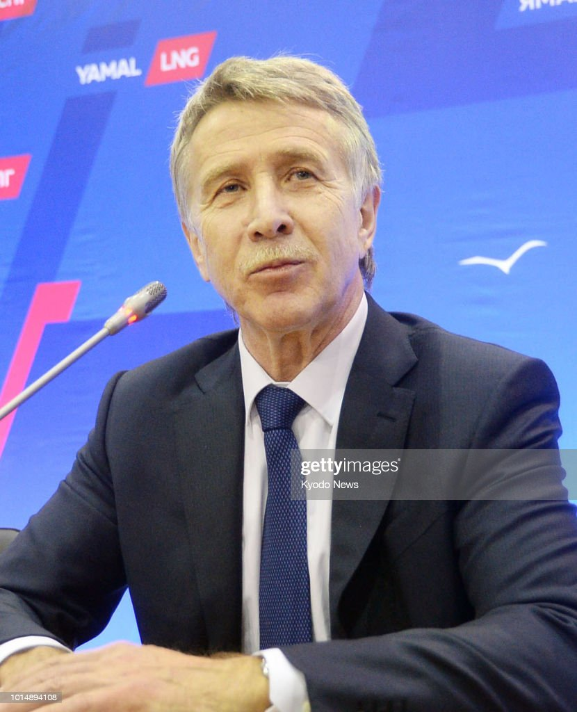 Photo taken on Dec  8, 2017 shows Leonid Mikhelson, CEO of