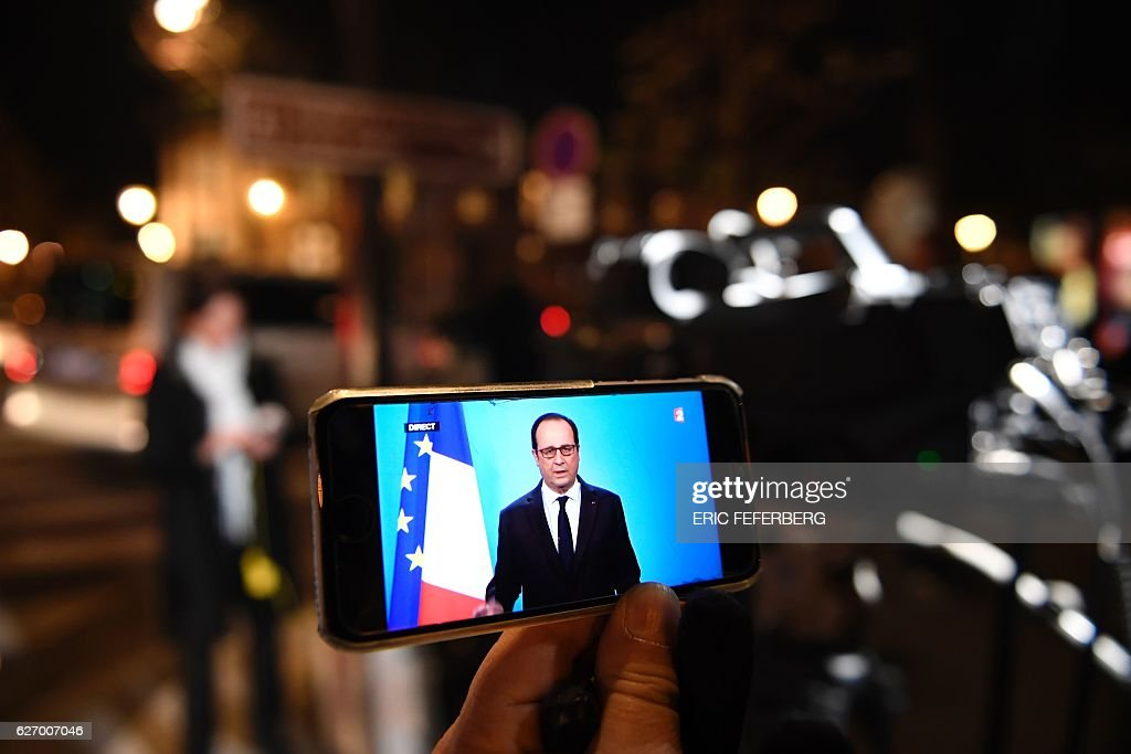 UNS: In Focus: French President Francois Hollande