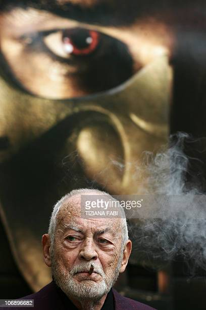 Photo taken on February 2 2007 of Italian producer Dino De Laurentiis posing during the photocall of Hannibal Rising in Rome Dino De Laurentiis...