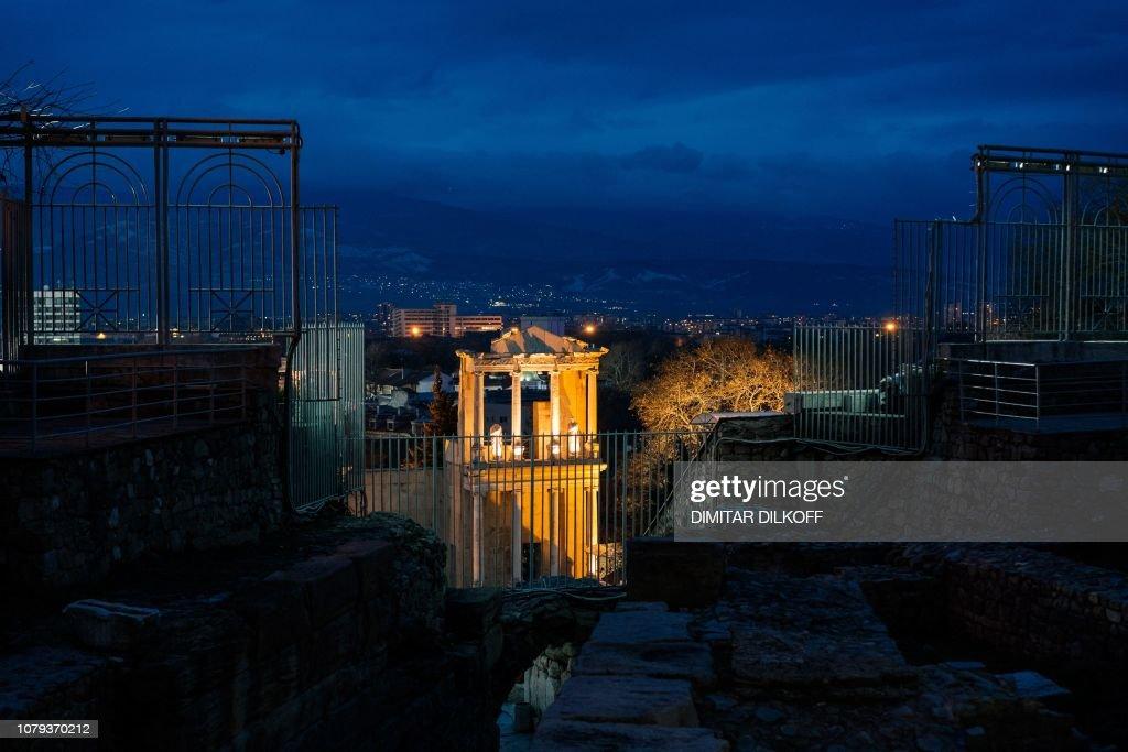 BULGARIA-EUROPE-CULTURE : News Photo