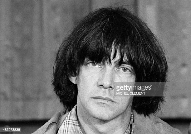 A photo taken on June 20 1979 in Paris shows Andre Glucksmann at the Lutetia hotel during a press conference for the initiative called a boat for...
