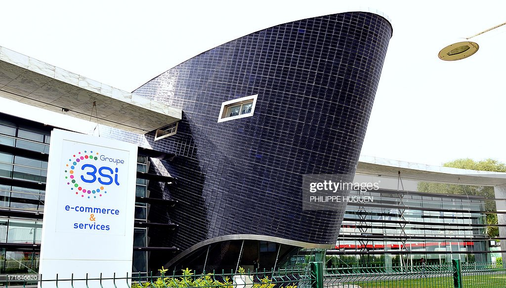 Photo taken on June 27, 2013 shows the headquarters of 3 Suisses International (3SI) group, in Villeneuve-d'Ascq, France on June 27, 2013. Denis Terrien, director general of 3SI, announced on June 27 that the German group Otto, the second world leader in e-commerce, has proposed to buy the bulk of 3SI's e-commerce activities.