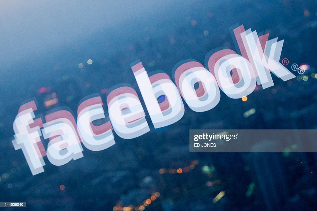 CHINA-US-INTERNET-IPO-FACEBOOK : News Photo